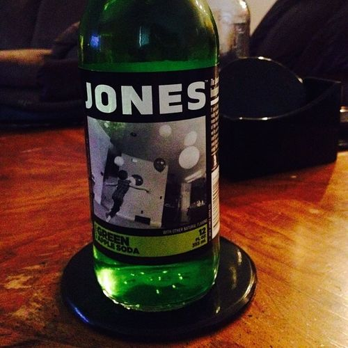 My fave? Jonessoda Lovee GreenApple