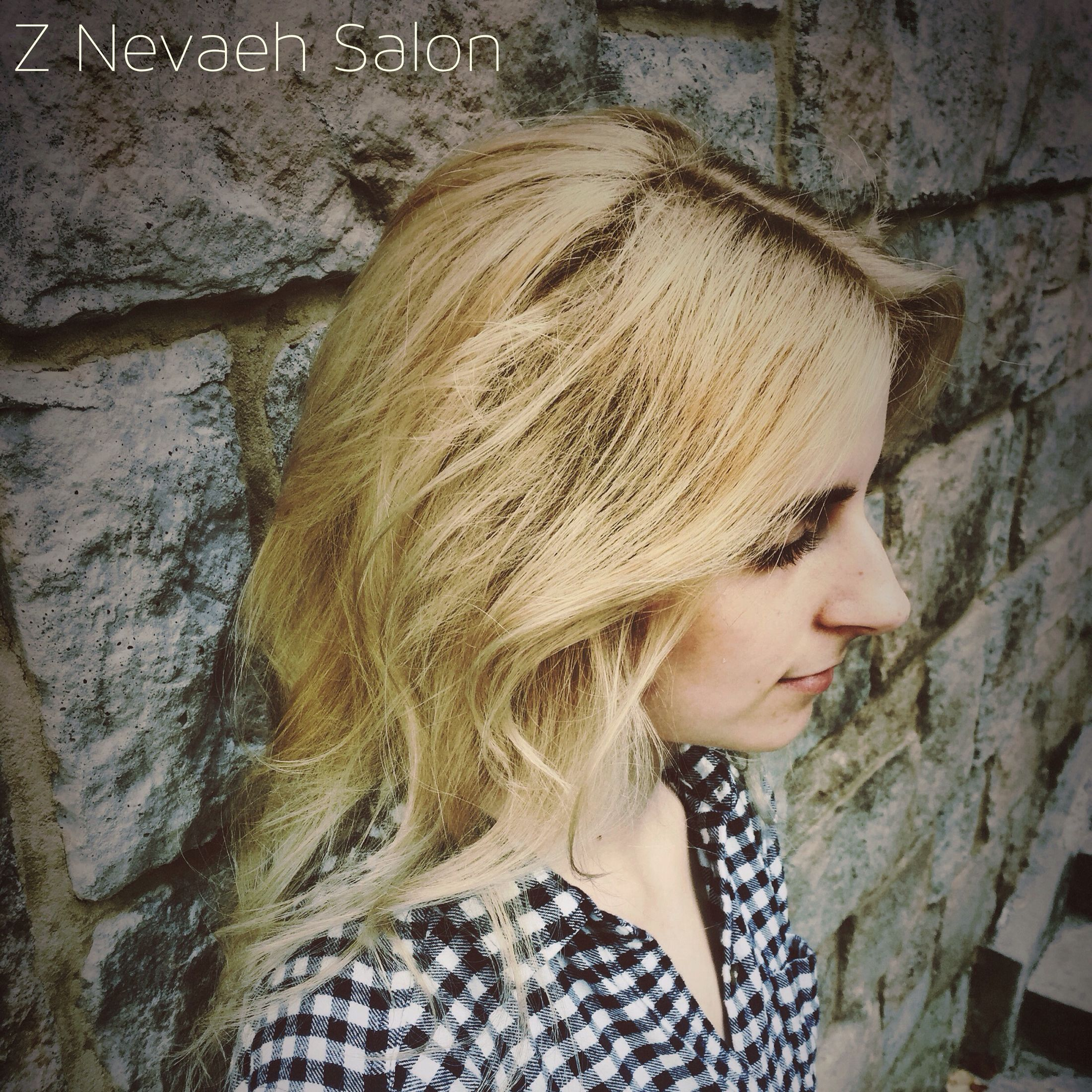 Gorgeous Glamour Blonde & Shag Haircut @znevaehsalon Check This Out Ontrend Hair Z Nevaeh Salon L'Oreal Professionnel Blondehair Balayage Inoa