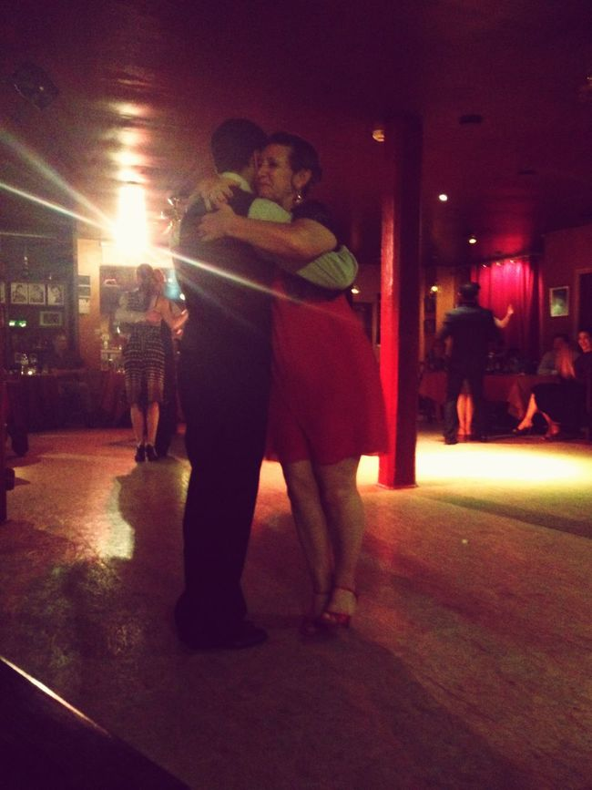 Unlikely Heroes Tango Profesores Love