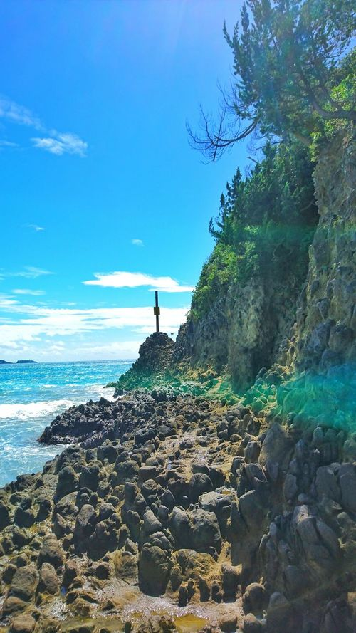 Eyeemphoto Nature Good Times Japan Trip Photo Goodday Sea And Sky Goodwave Ural Seaside Rockes Beautiful