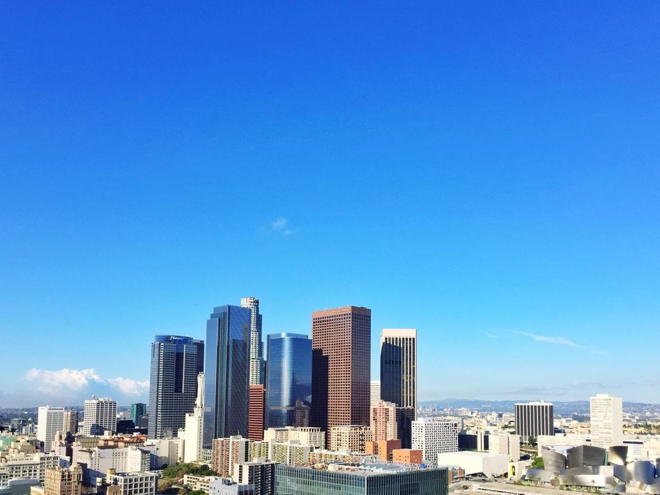 Beautiful stock photos of los angeles, Architecture, Blue, Building Exterior, Built Structure