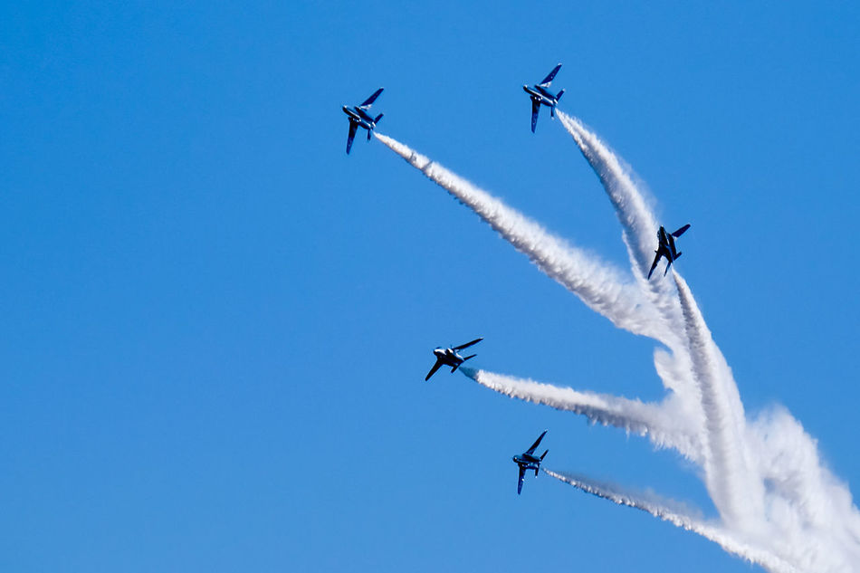 Beautiful stock photos of flugzeug, Air Force, Air Vehicle, Aircraft Wing, Airshow