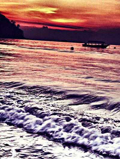 The Illusionist - 2014 EyeEm Awards Tioman Juara Beach