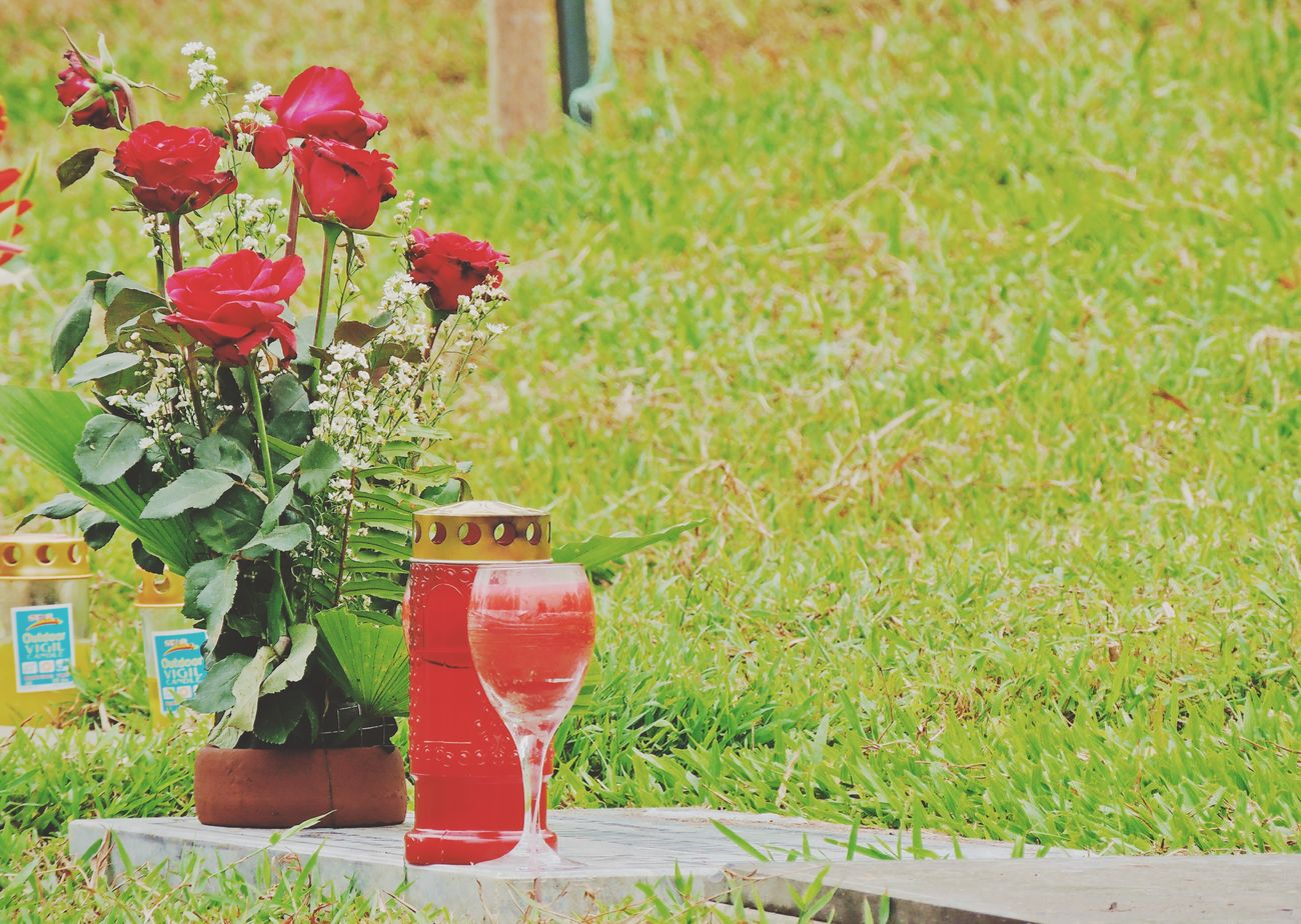 When flowers and candles mean everything Global EyeEm Adventure - Philippines AllSaintsDay