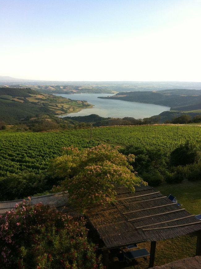panorama from Titignano -Terni-