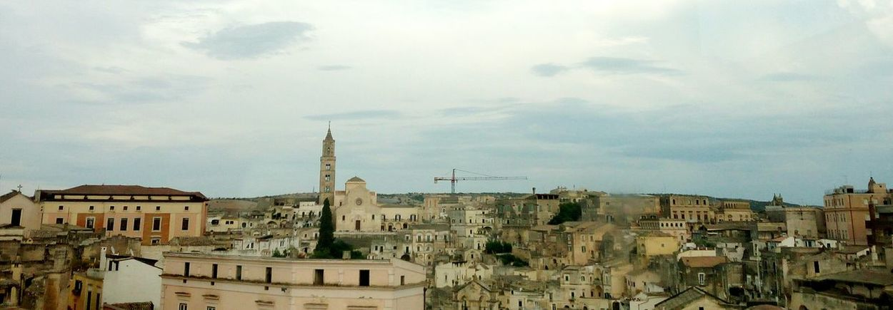 Architecture Built Structure History Building Exterior Cityscape Travel Destinations Ancient City Sky Old Ruin Outdoors No People Day Matera