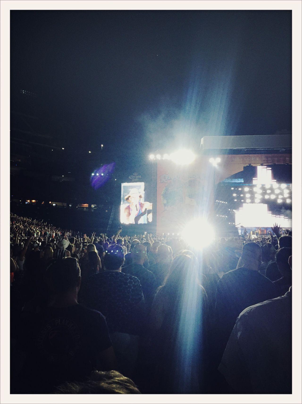 Country Fest: Kenney Chesney Best Of EyeEm NEM Mood Summer2016 Best EyeEm Shot AMPt_community Summer Concerts Kenney Chesney