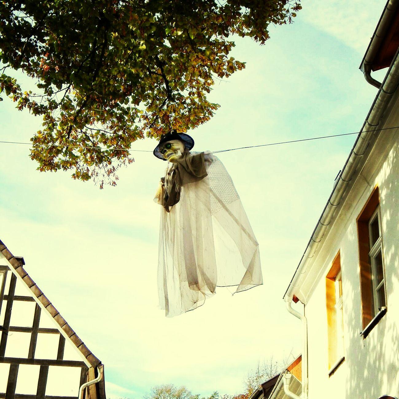 Halloween Ghost City