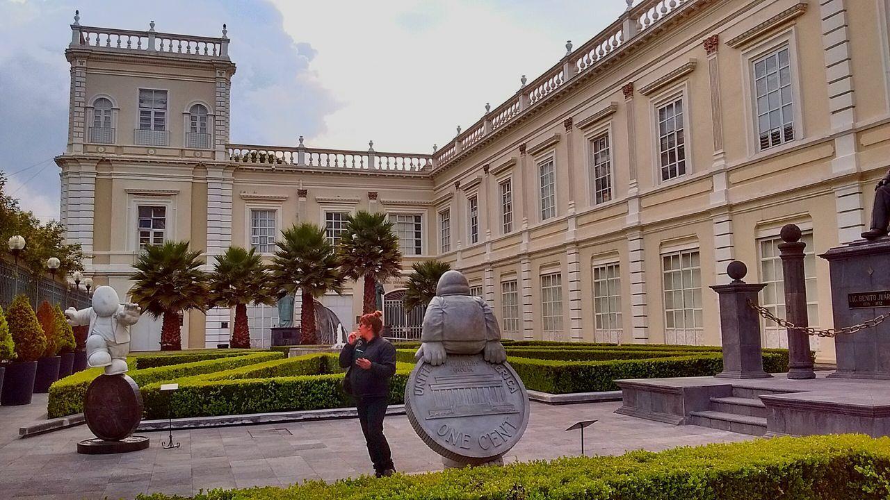 Rectoría Artandculture Architecture Sculpture Vive_mexico Eye4photography