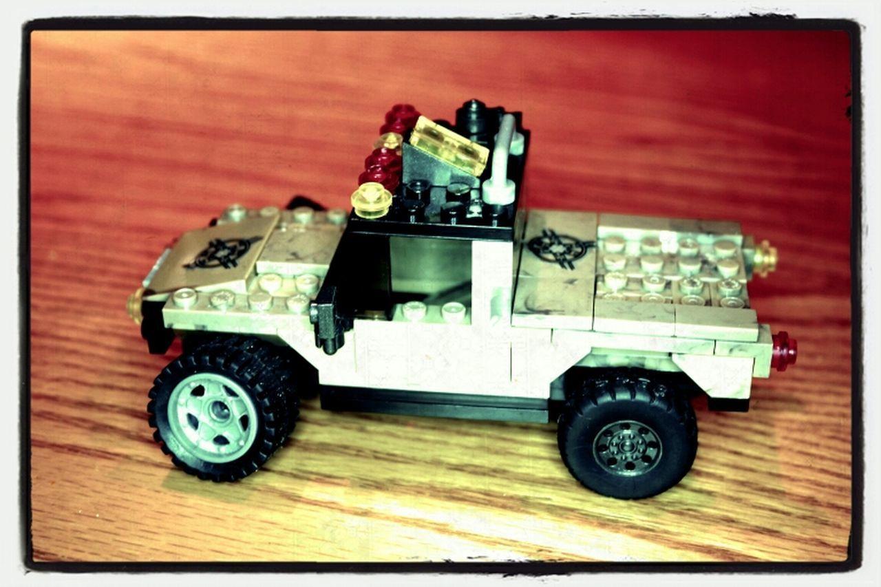 LEGO Jay Babin