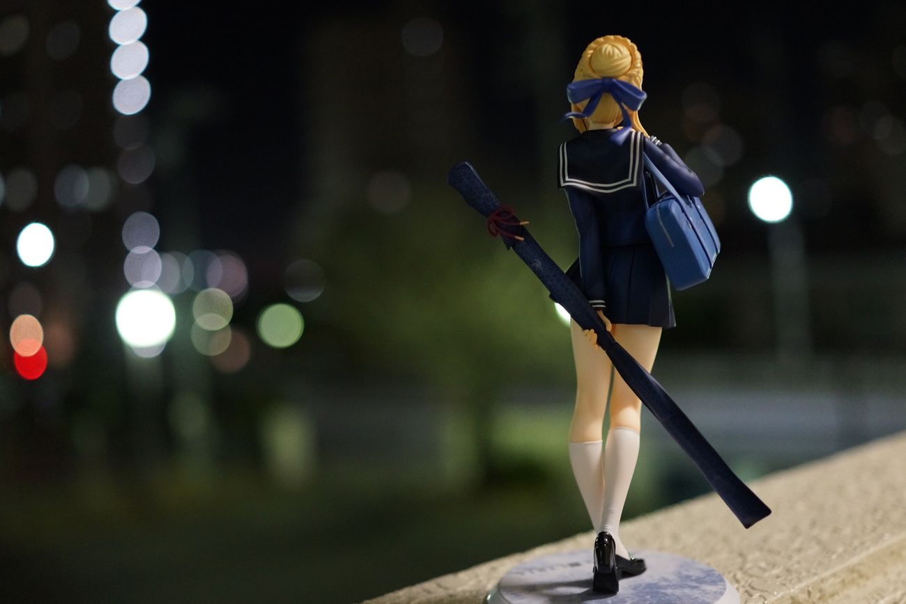 Saber Standing Fate Stay Night Toyphotography Toys Toy Figure One Person FateStayNight Fate/stay Night