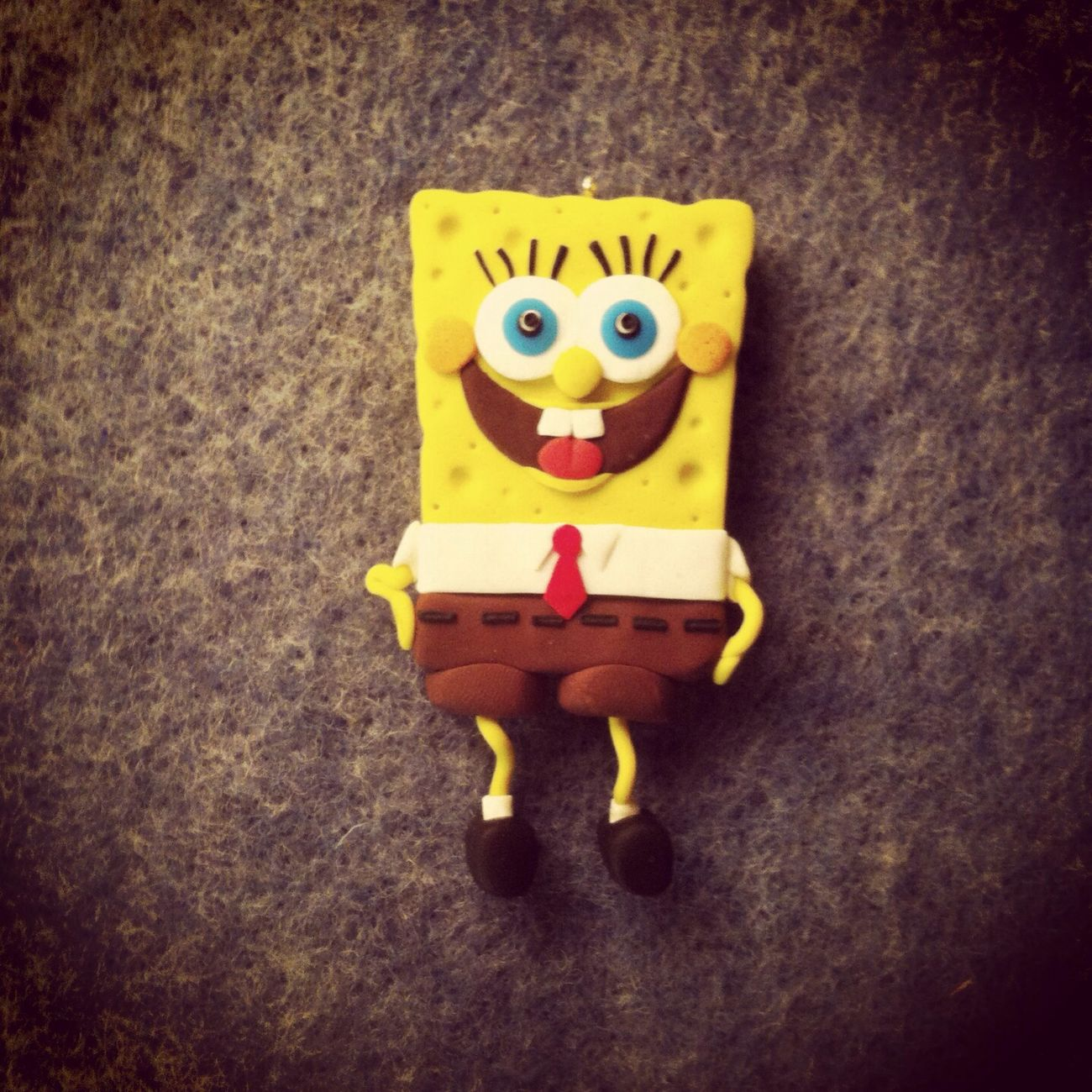 Spongebob Fimo Fimolovers Vijolcenne Creations