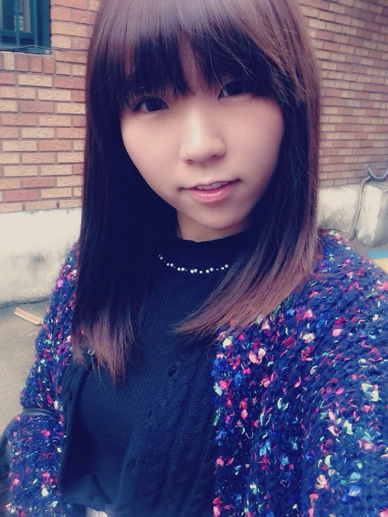 Selfie ✌ Hi Everyone ♡ My.choi It's Me Iphone 5 Iphone Eyeem South Korea Happy Day Hello World First Eyeem Photo