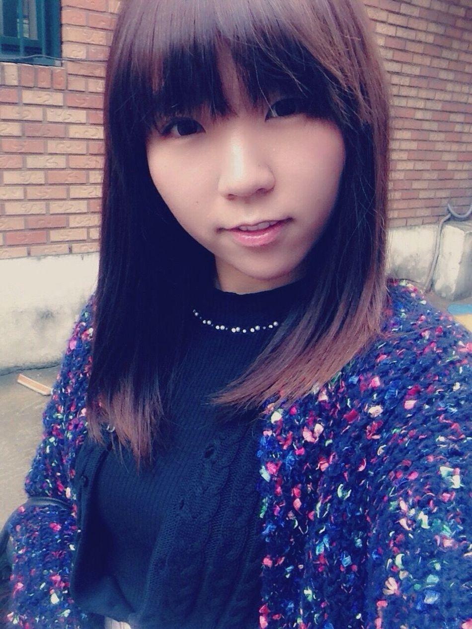 Selfie ✌ Hi Everyone ♡ My.choi It's Me Iphone 5 Iphone Eyeem South Korea Happy Day Hello World First Eyeem Photo