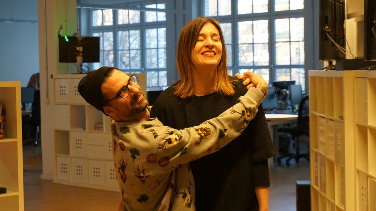 @work with @jolan & @Jenny Adult Adults Only Business Business Finance And Industry Businesswoman Clingy Day EyeEm EyeEm HQ Eyeem People EyeEm Team Fun Hug Hugs & Love  Indoors  Office One Person People Small Business Smile Technology