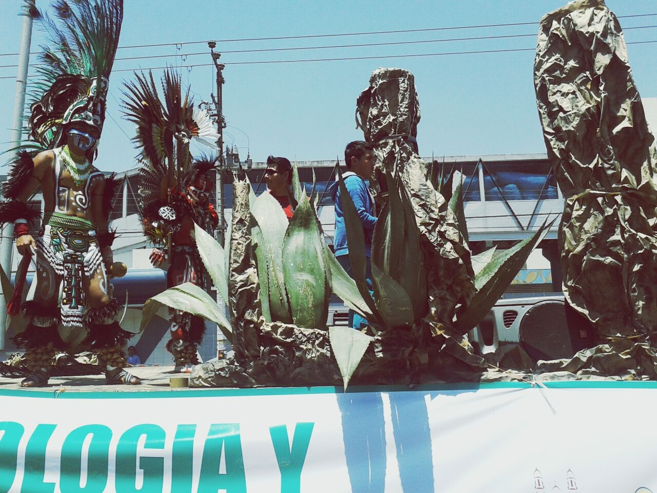 Desfile Laguna Fest