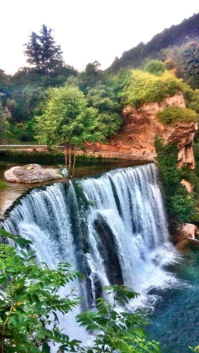 Jajce Bosnia And Herzegovina EyeEm Nature Lover Enjoying Life Waterfall Beautiful View Taking Photos Huaweihonor3c
