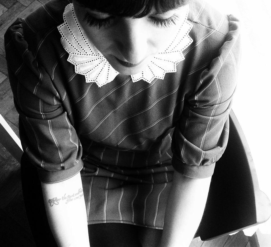 Portrait Monochrome Black & White Almostblackandwhite