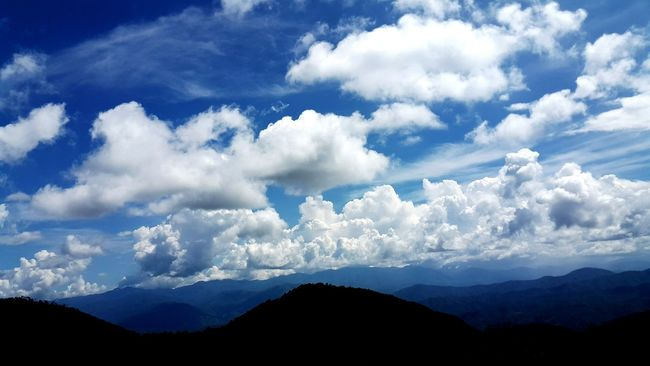 Nubes que saben a Malvaviscos ♡ Summer Views