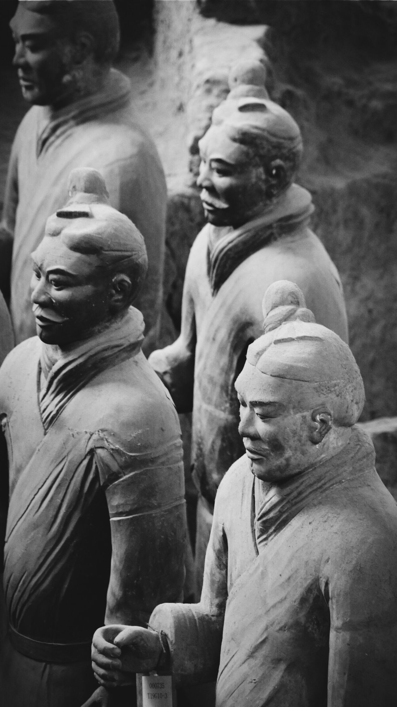 China Terracotta Warriors China .Xian Hello World