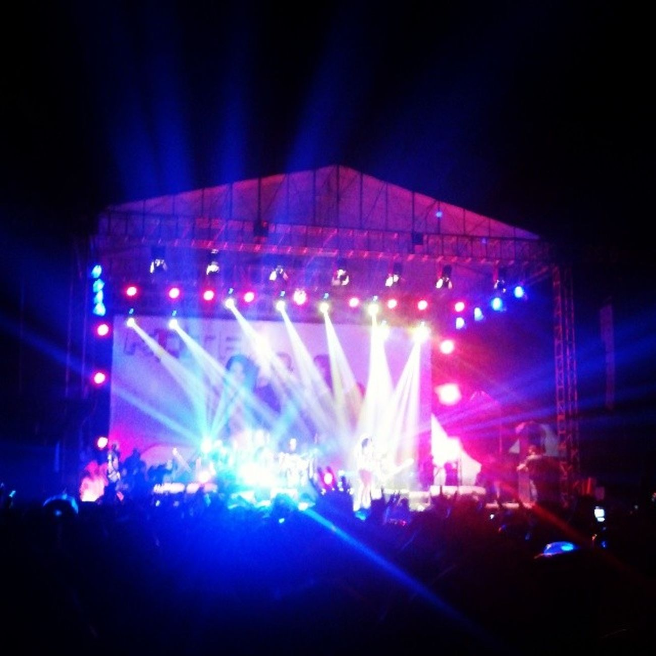 Thankyou for the rockin' tonight @tantrikotak Latepost