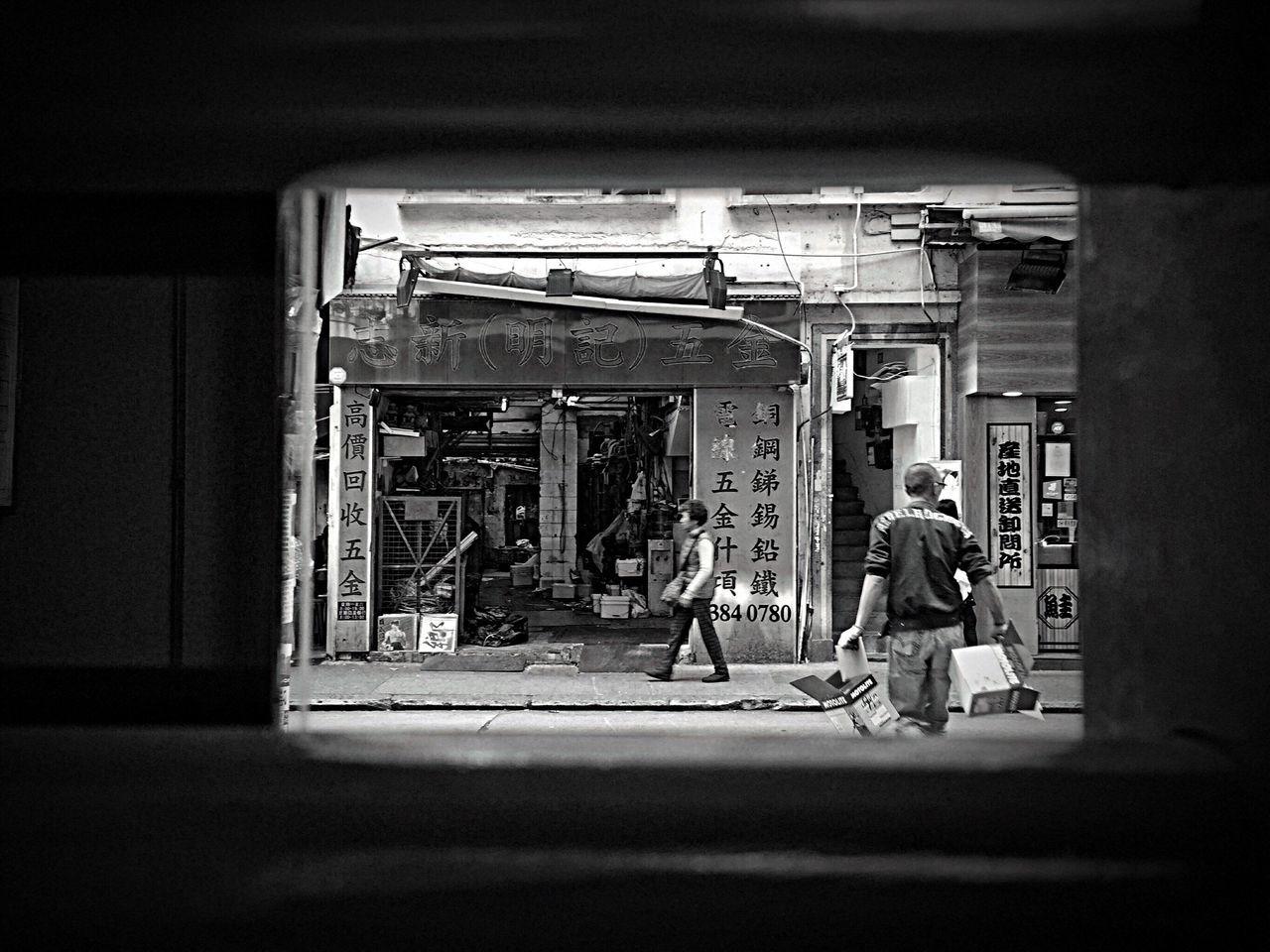 Real People City People Hkig Tsuistyle Photography Wanchai Explore Hk HongKong Hong Kong Cityexplore Discoverhongkong Street City Life People And Places City Streets  City City Street City View  Citylife Blackandwhite Black And White IPhoneography Iphoneonly IPhone IPhone Photography EyeEmNewHere EyeEmNewHere
