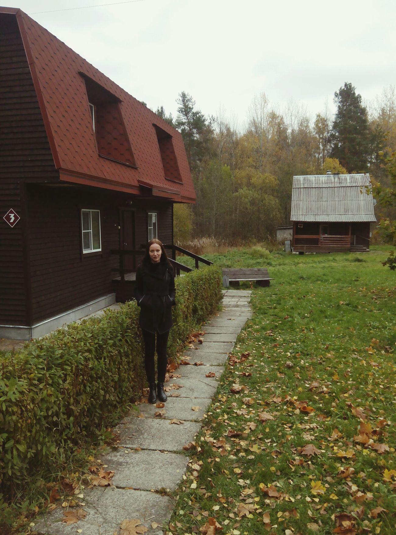 осень прекрасна 🌾🍂🍃 домиквдеревне