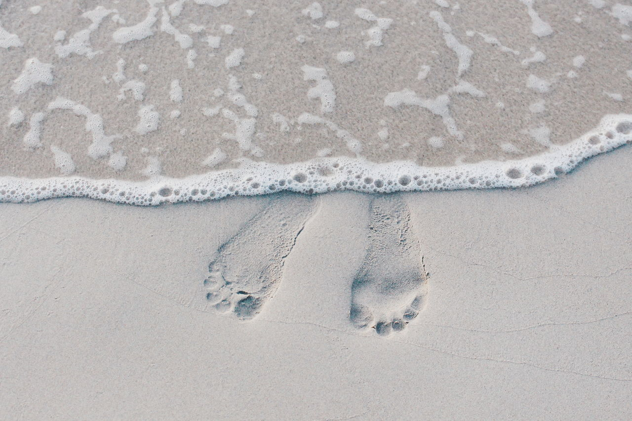 Leave my footprints to the sea as a gift. Sand Close-up Footprints In The Sand Footprint In The Sand Footprints Footprints On The Beach Sea Getting Inspired The Moment Goodbye Goodbye Summer Contrast In Nature Minimalist Minimalism Simple Things In Life Simple Moment Simple Beauty Urban Photography FootPrint Finding New Frontiers