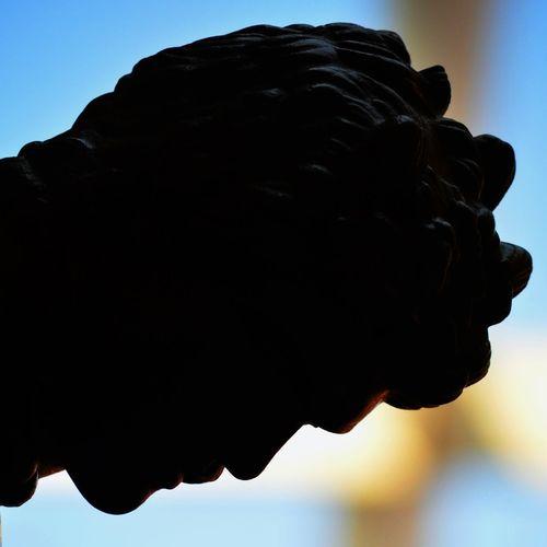 A Rodin's sculpture Streetphotography AMPt - Abandon Shootermag AMPt_POTD
