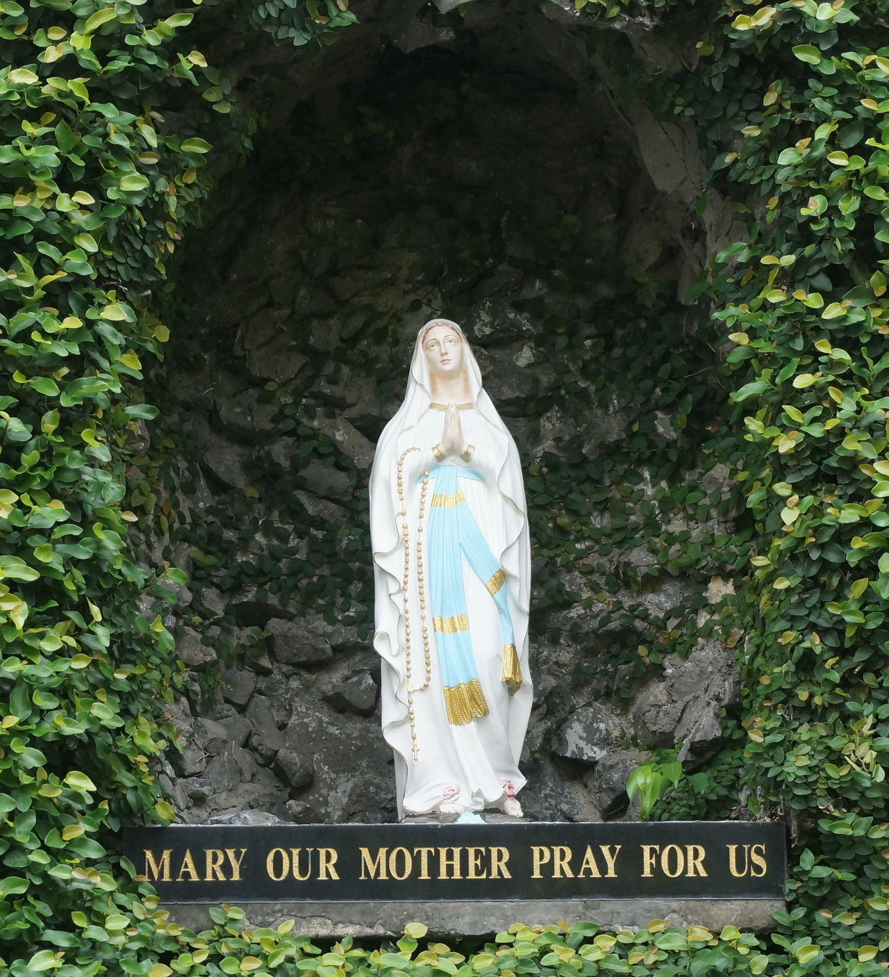Our Lady Of Lourdes Grotto Grotto The Grotto