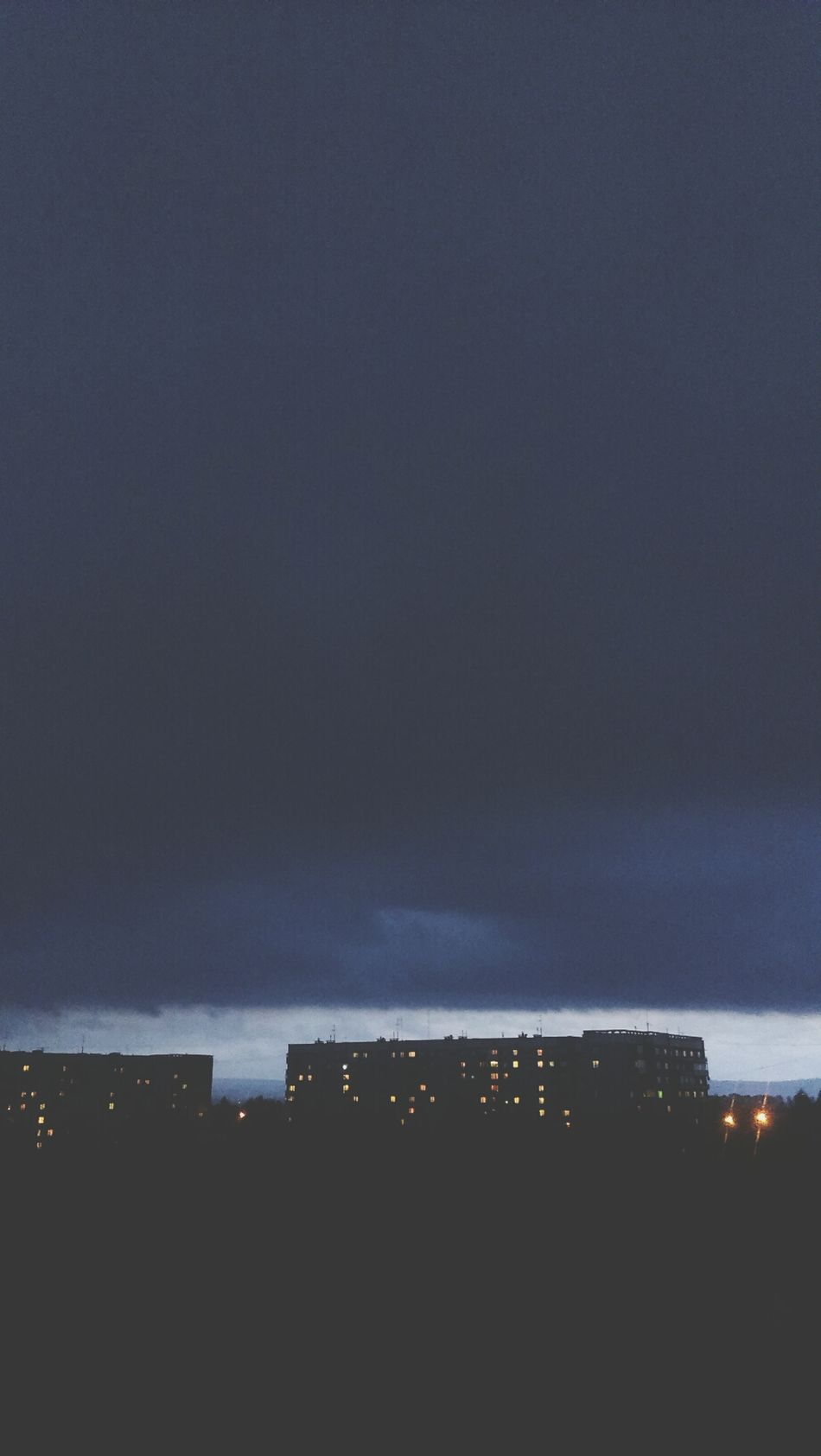Послегрозозовое небо. First Eyeem Photo