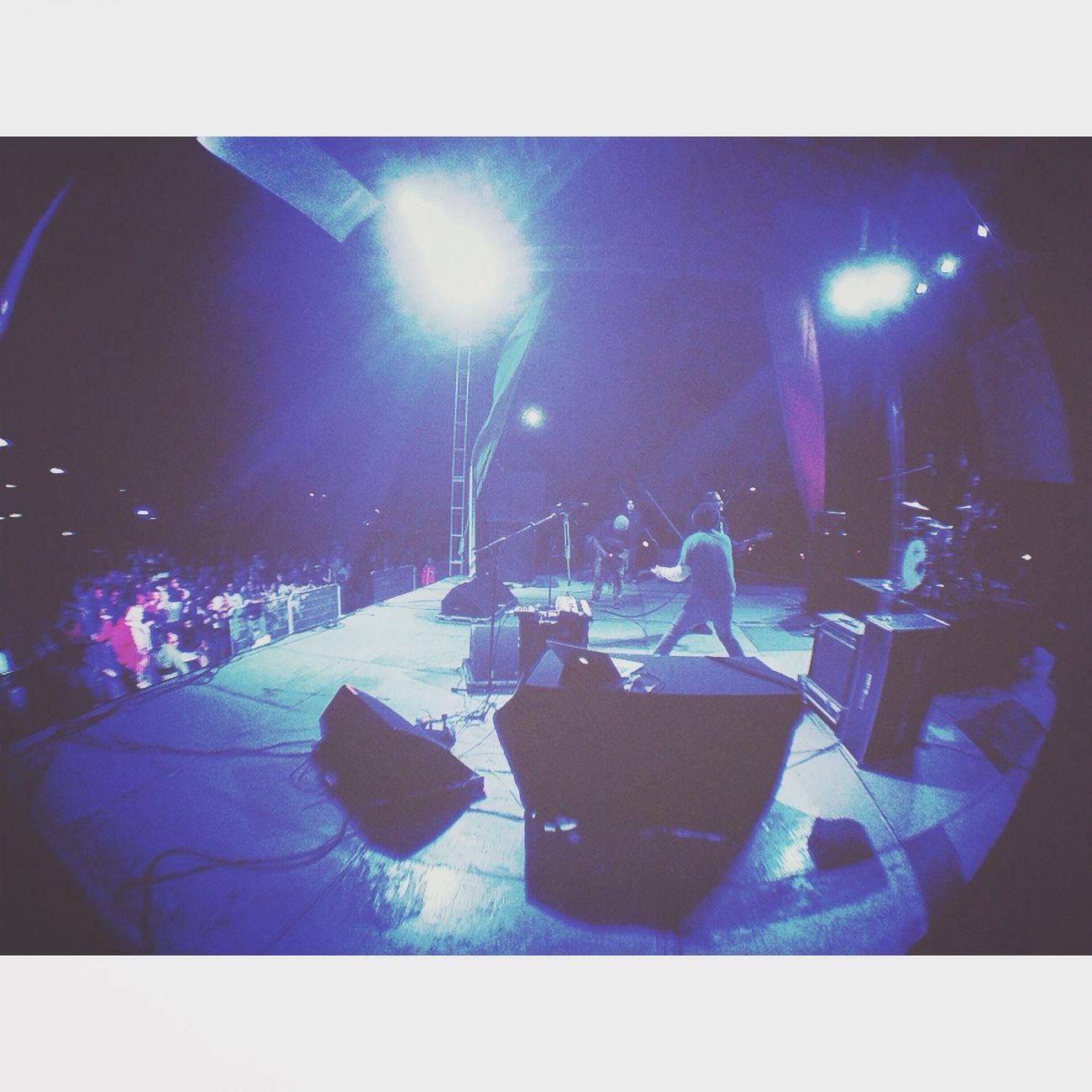 IMS en el Uaemfest Concert Olloclip IPhone5