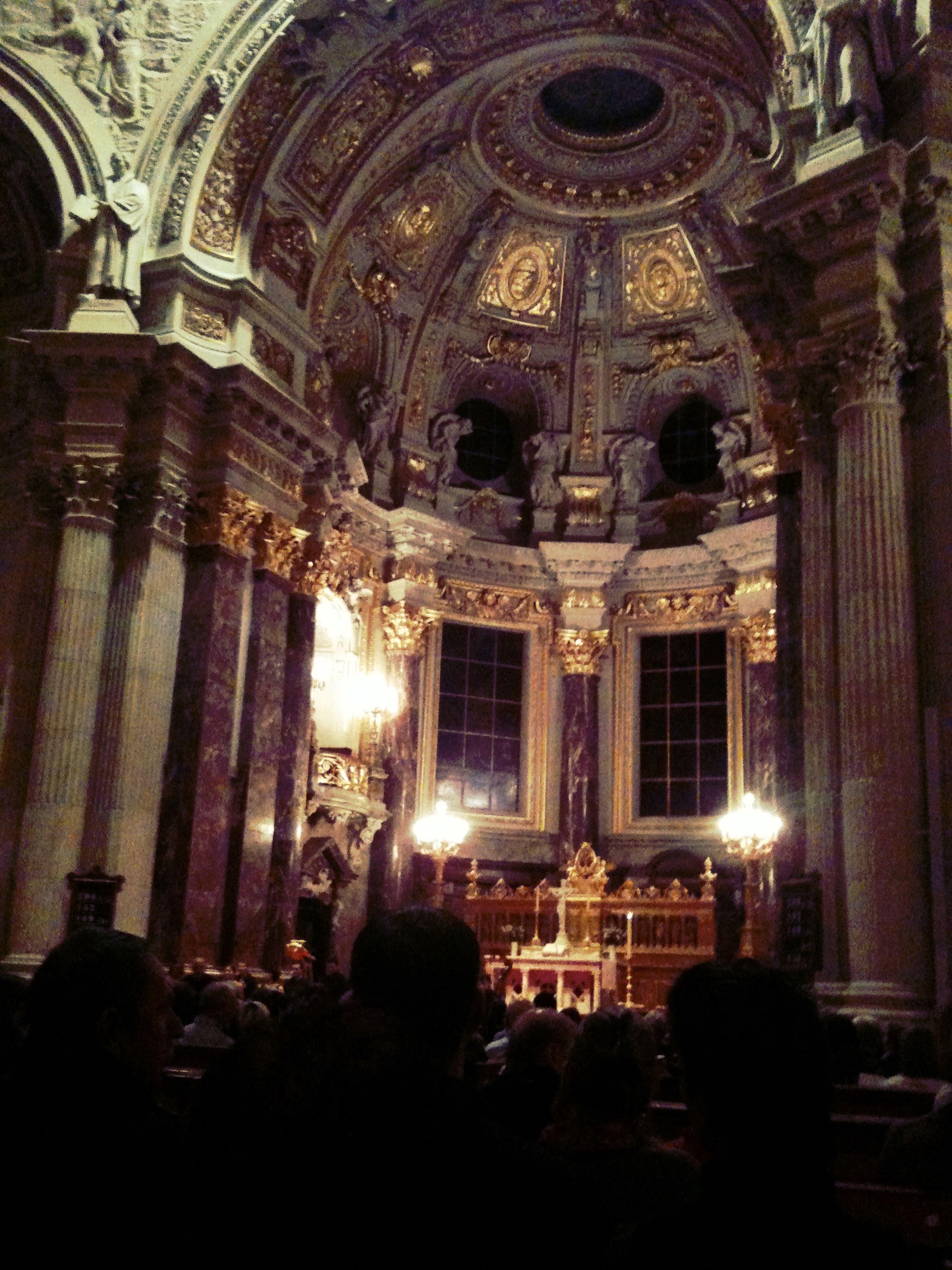 concert in berlin Concert In Berlin