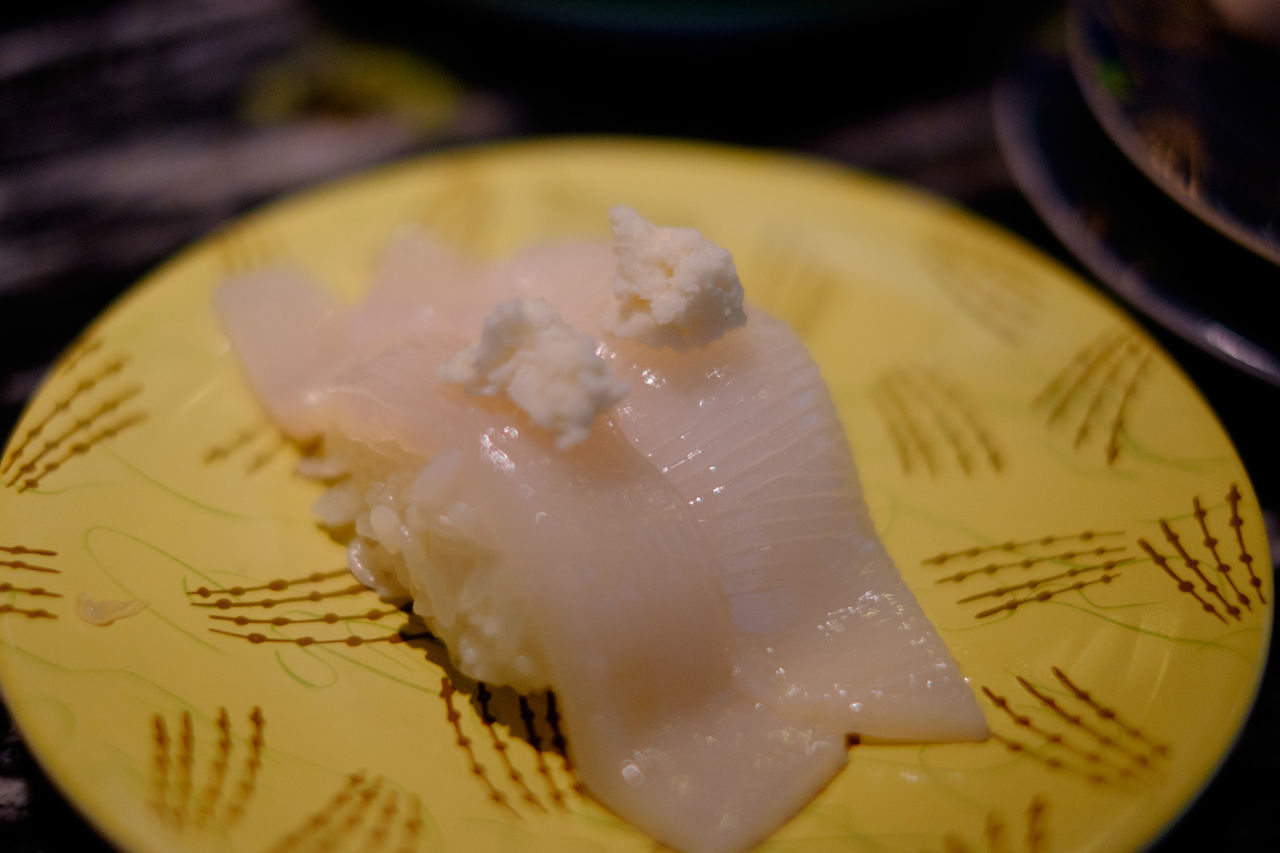 回転寿司根室花まる/Sushi Food Foodporn Fujifilm Fujifilm X-E2 Fujifilm_xseries Ginza Japan Photography Japanese  Japanese Food Ready-to-eat Seafood Sushi 回転寿司 寿司 東京 根室花まる 銀座