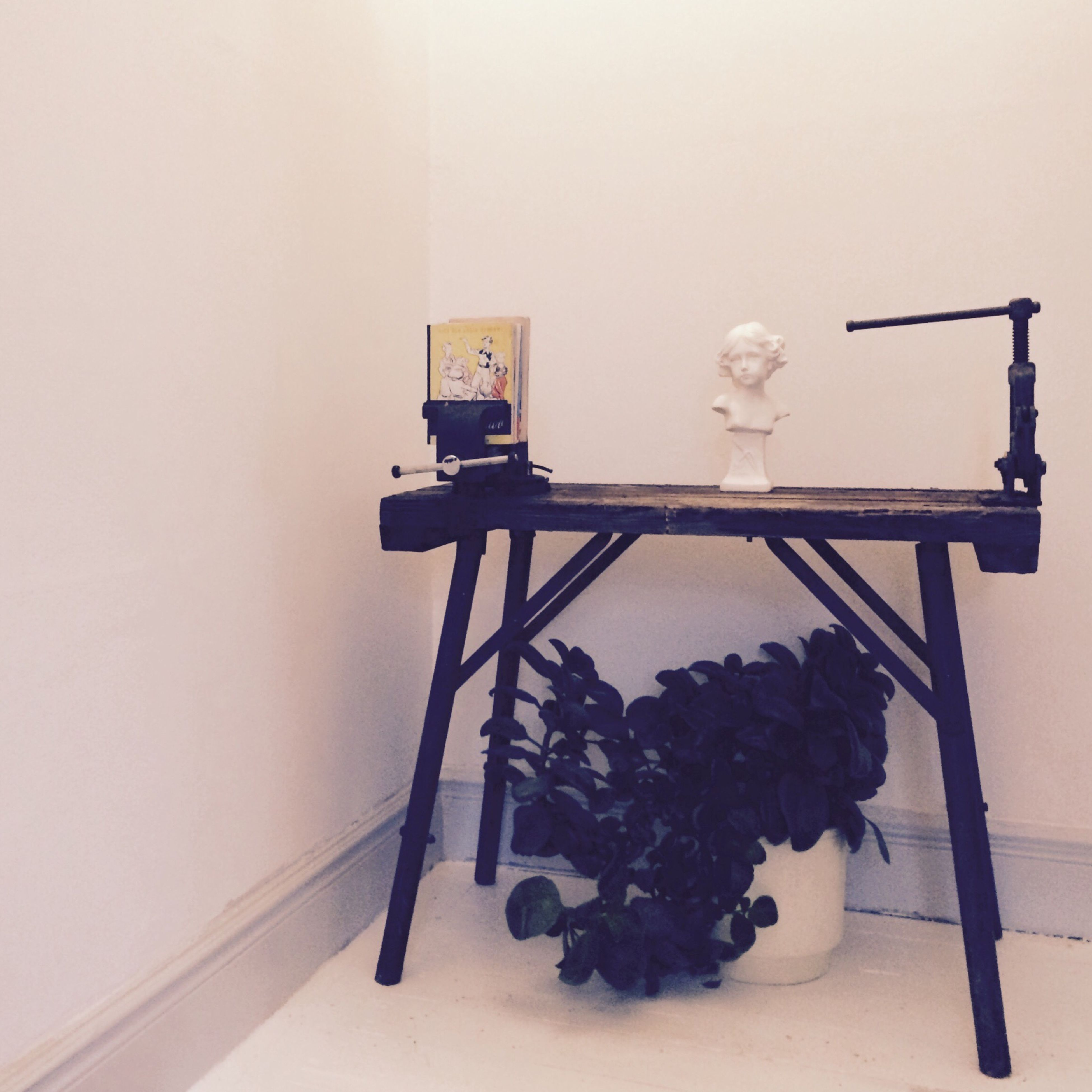Check This Out Working Bench Instalation Make It Yourself Taking Photos Home Sweet Home EyeEm Gallery Flowers Bust  Books Corners