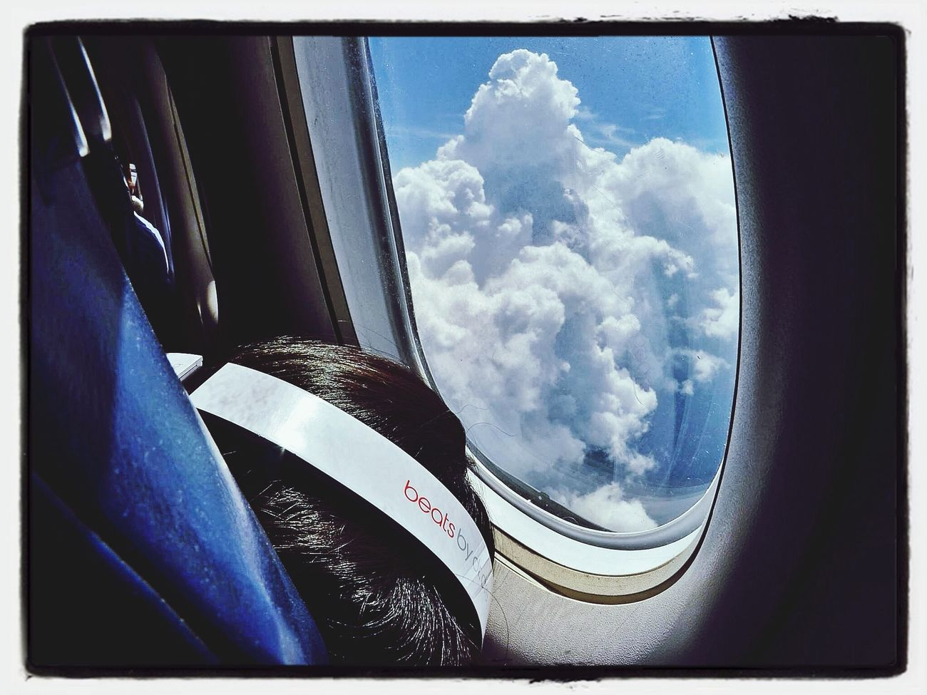 beats Eye4photography  Clouds And Sky Aviation Window