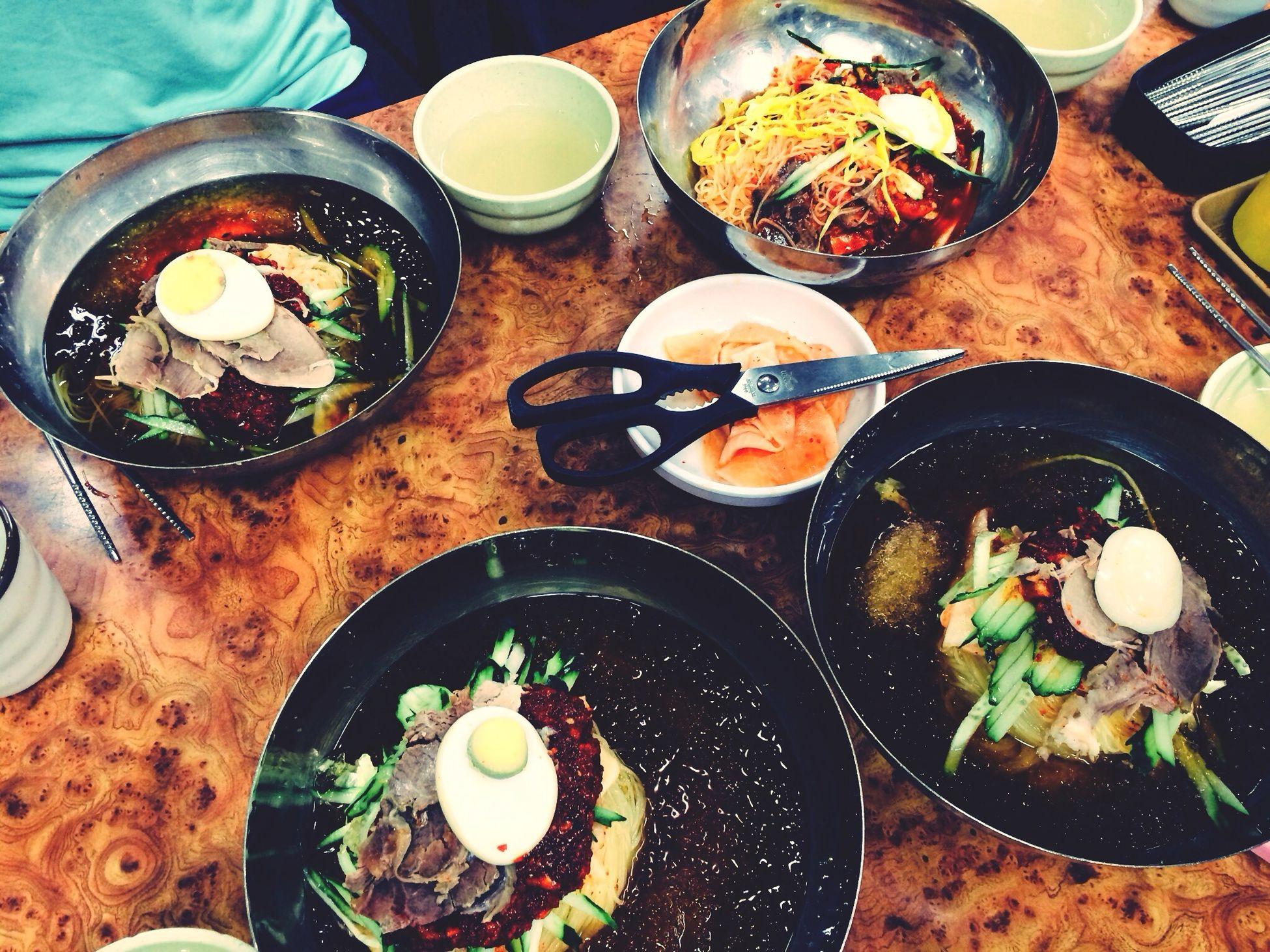 Busan! Eating Enjoying A Meal In My Mouf 비오는 부산 반가웟?