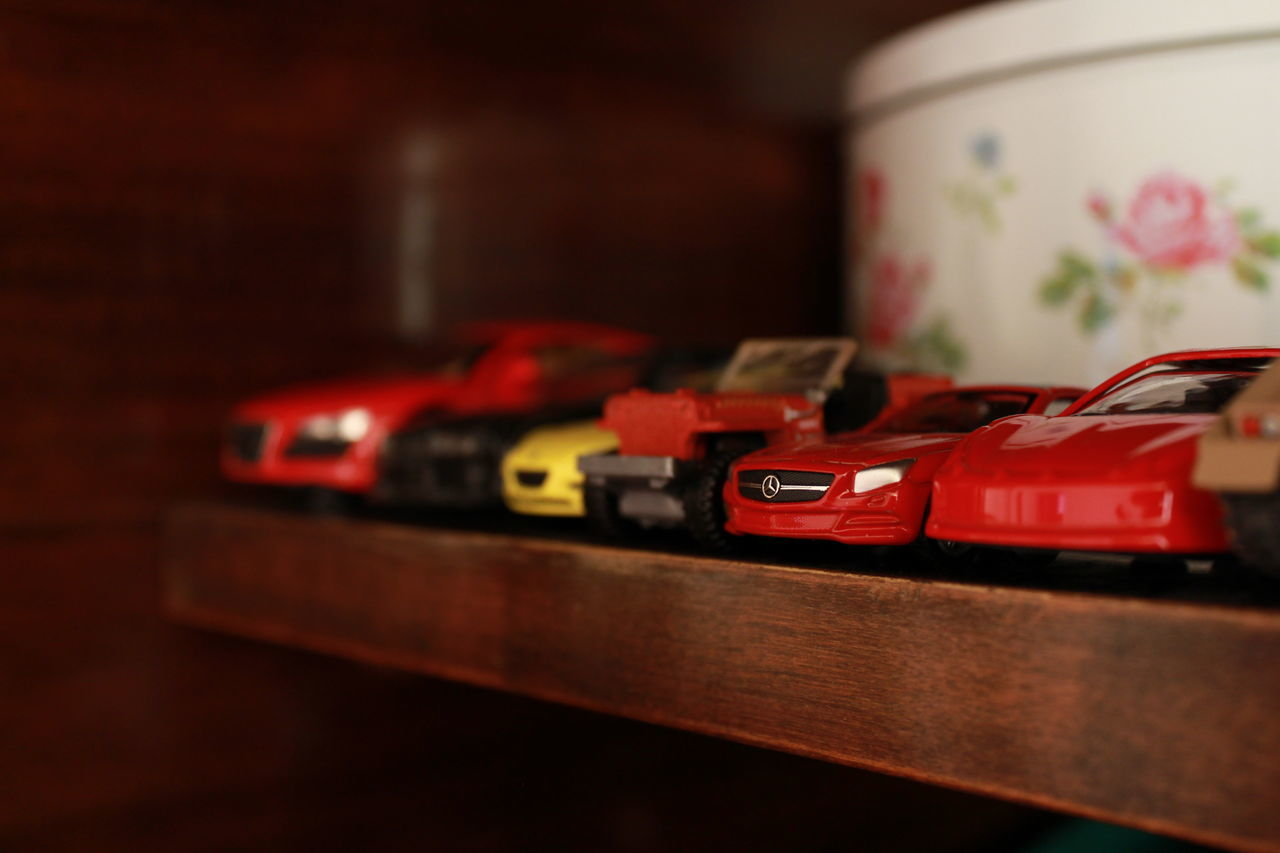 Indoors  Old-fashioned No People Day Cars Red Cars Toyphotography Miniature Wood - Material Macro Photography Textures And Surfaces Canonphotography HD Vivid Colours  Bright Colors Close Up Macro Patterns Diversity Mercedes Mazda Bmw Ferrari Jeep Audi