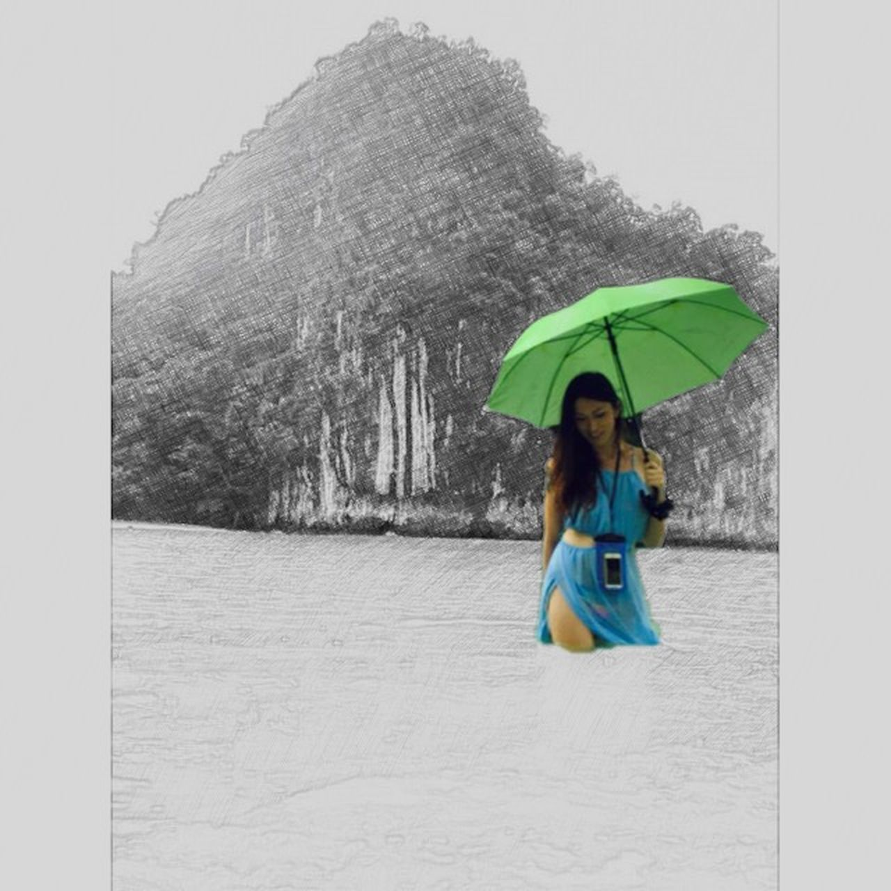 It's was rainy day AoNang Thailand Taking Photos Life Is A Beach Beautiful Nature Landscape_Collection Fashion&love&beauty Holiday Face Of EyeEm