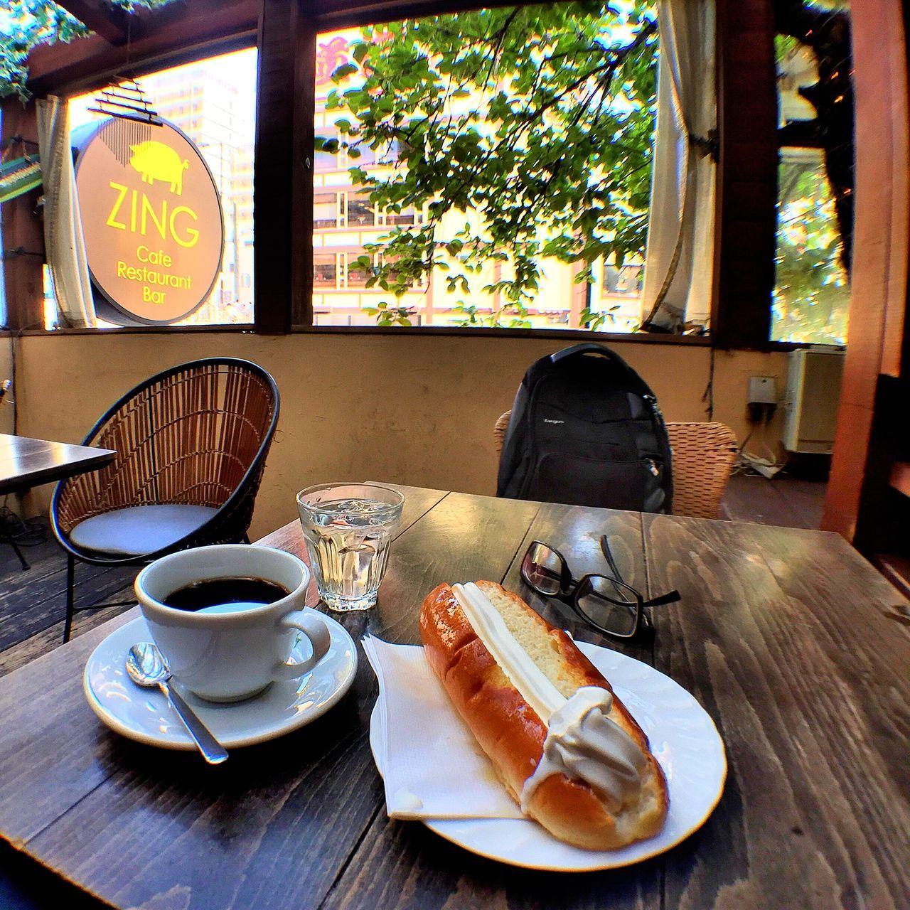 アイスパン! シロノワールを超えた! カフェ OSAKA Cafe 大阪