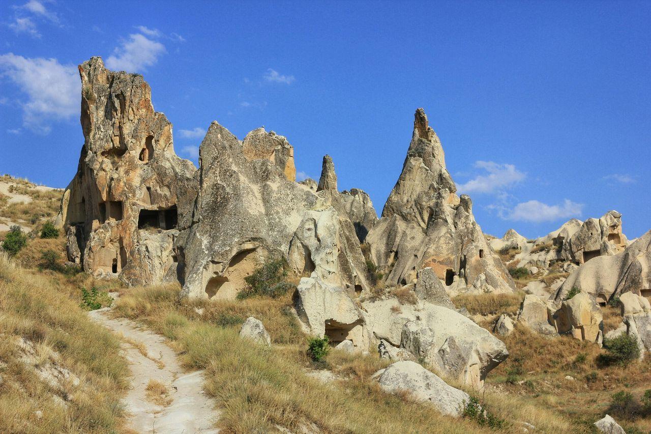 Turkey Nevşehir Göreme Cave House Oldcity Cave Capadoccia