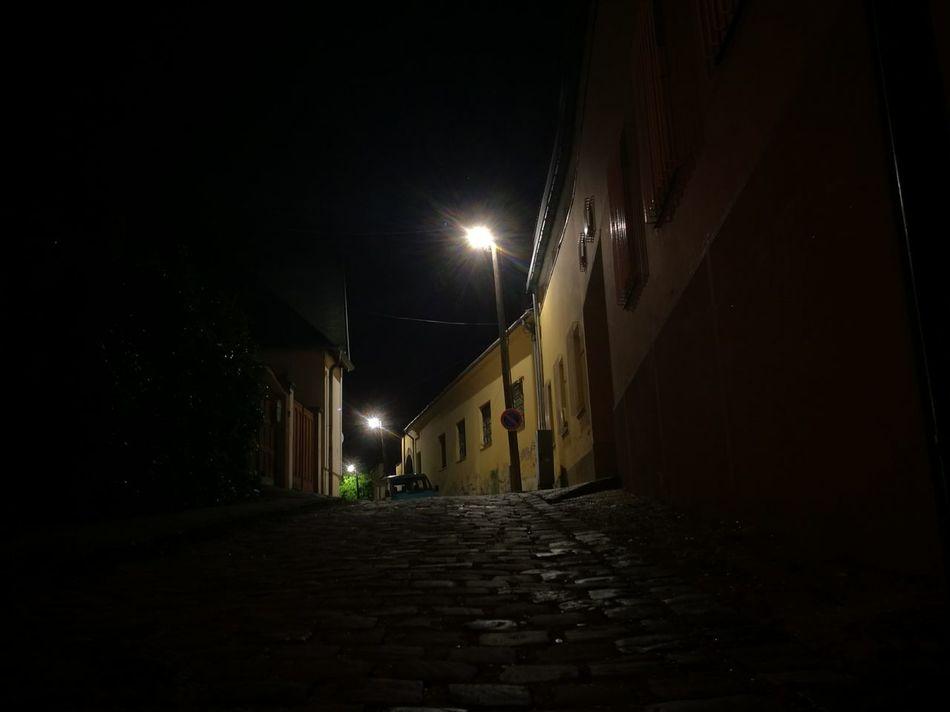 Street Vac City Night