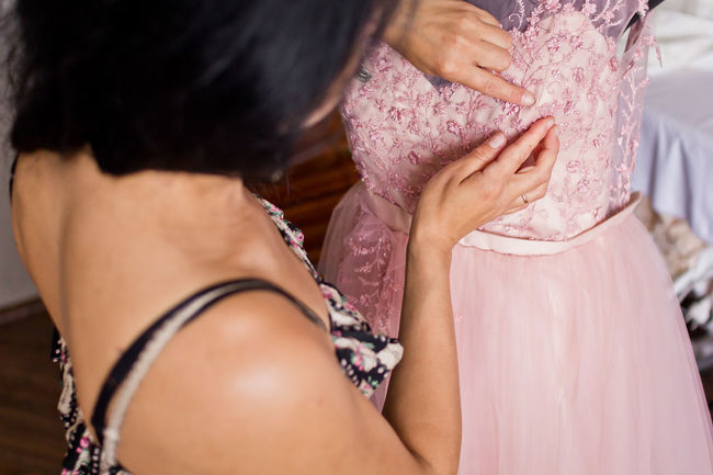 Lace Lace Dress Tailored To You Sewing A Dress Pink Dress Sew Making White Dress Market Bestsellers Bestseller  Market Bestsellers 2016 Prepare