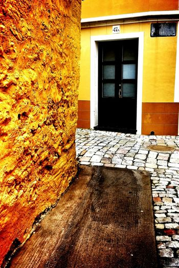47A Colorful Architecture Menorca Streetphotography