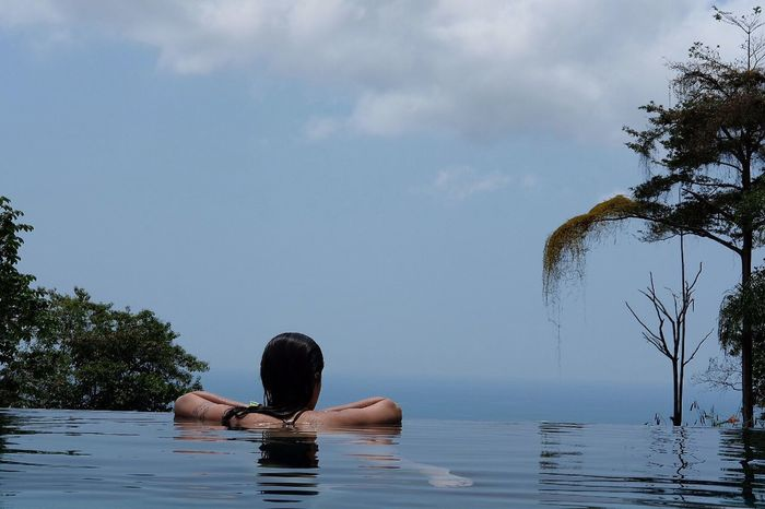 Vacation Infinity Pool Looking Out View View From Above Springtime Pool Swimming Girl Sexygirl Uvita Costa Rica Fuji Fujifilm_xseries Xf35mm Primeshots Showcase March Girlswithtattoos Ocean Ocean View