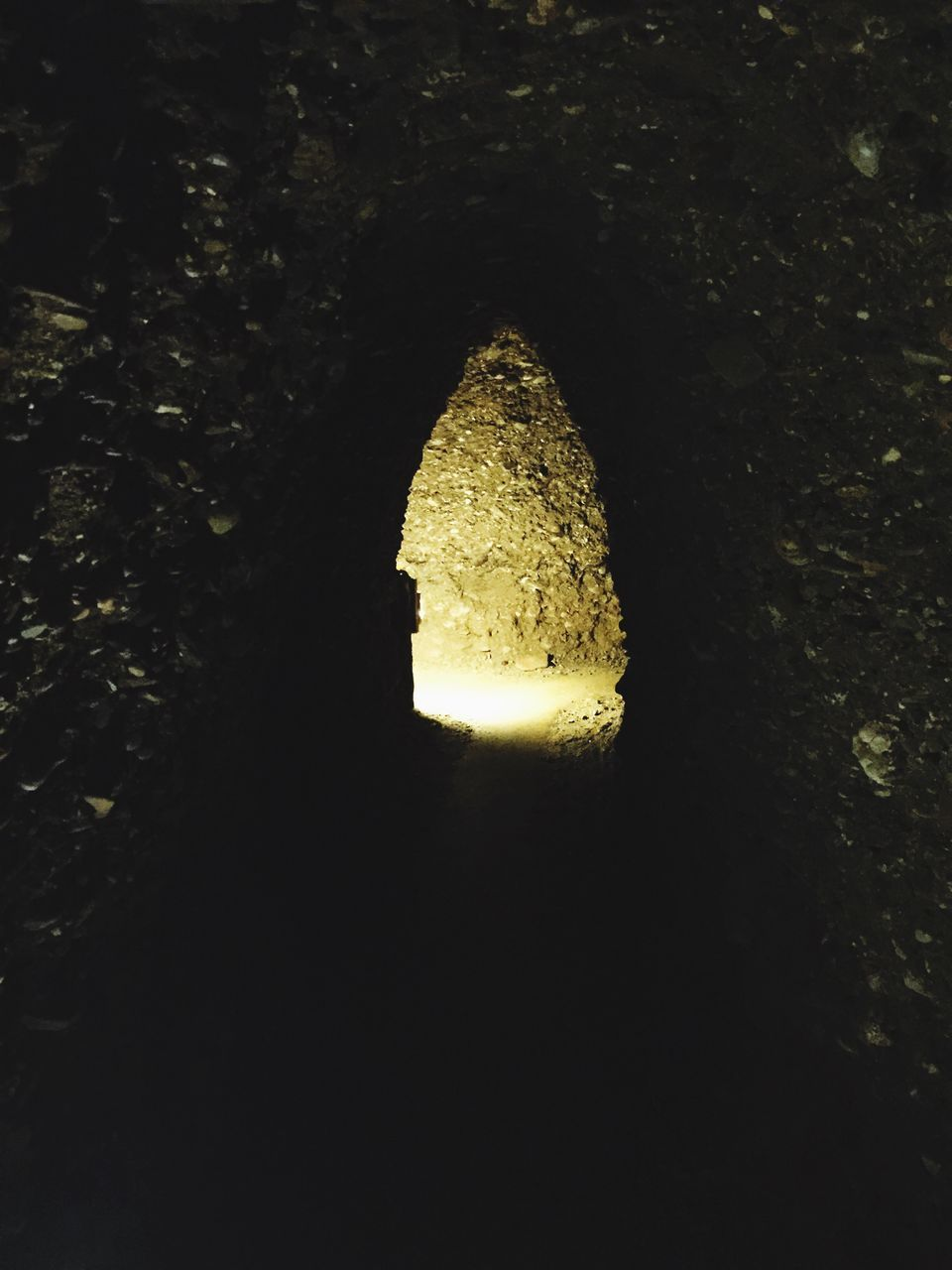 night, no people, illuminated, outdoors, yellow, nature, cave, water, beauty in nature, close-up