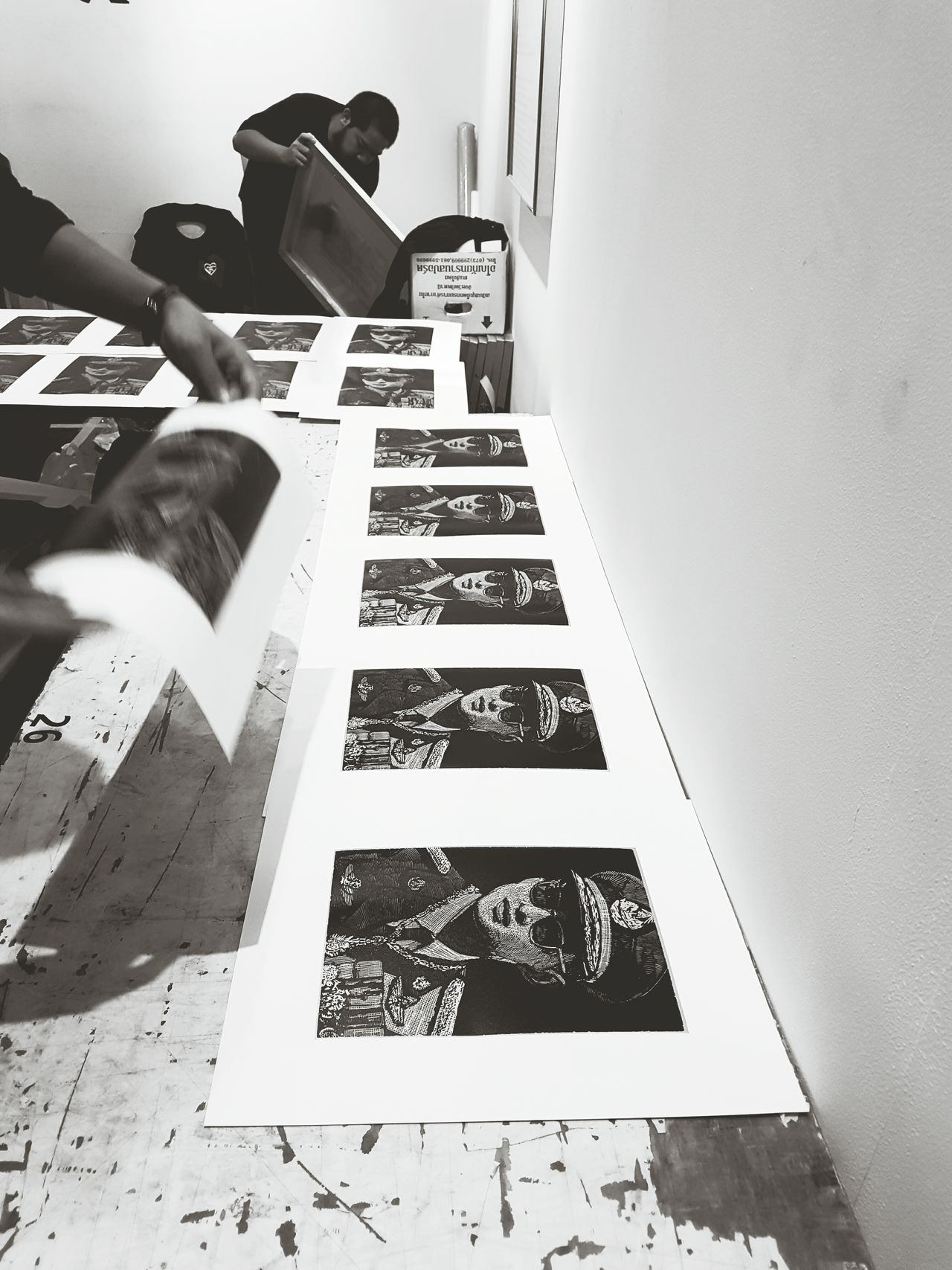 Documentary Thai Mourning Their Beloved King Ardel Gallery Of Modern Art Thailand King Of Thailand Prints Fine Art Photography ArtWork Black And White Artprint Artist Craft Art Thai Fineart My Year My View The Photojournalist - 2017 EyeEm Awards