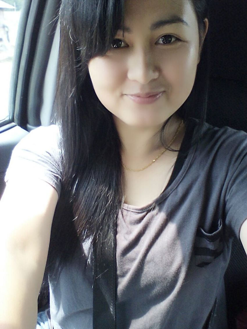 Selfie. Sumandak Enjoying Life 😁 No Make Up Good Evening 🎈👻