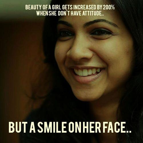 Sweet Girl Smiling ^_^ Hermosa Premam