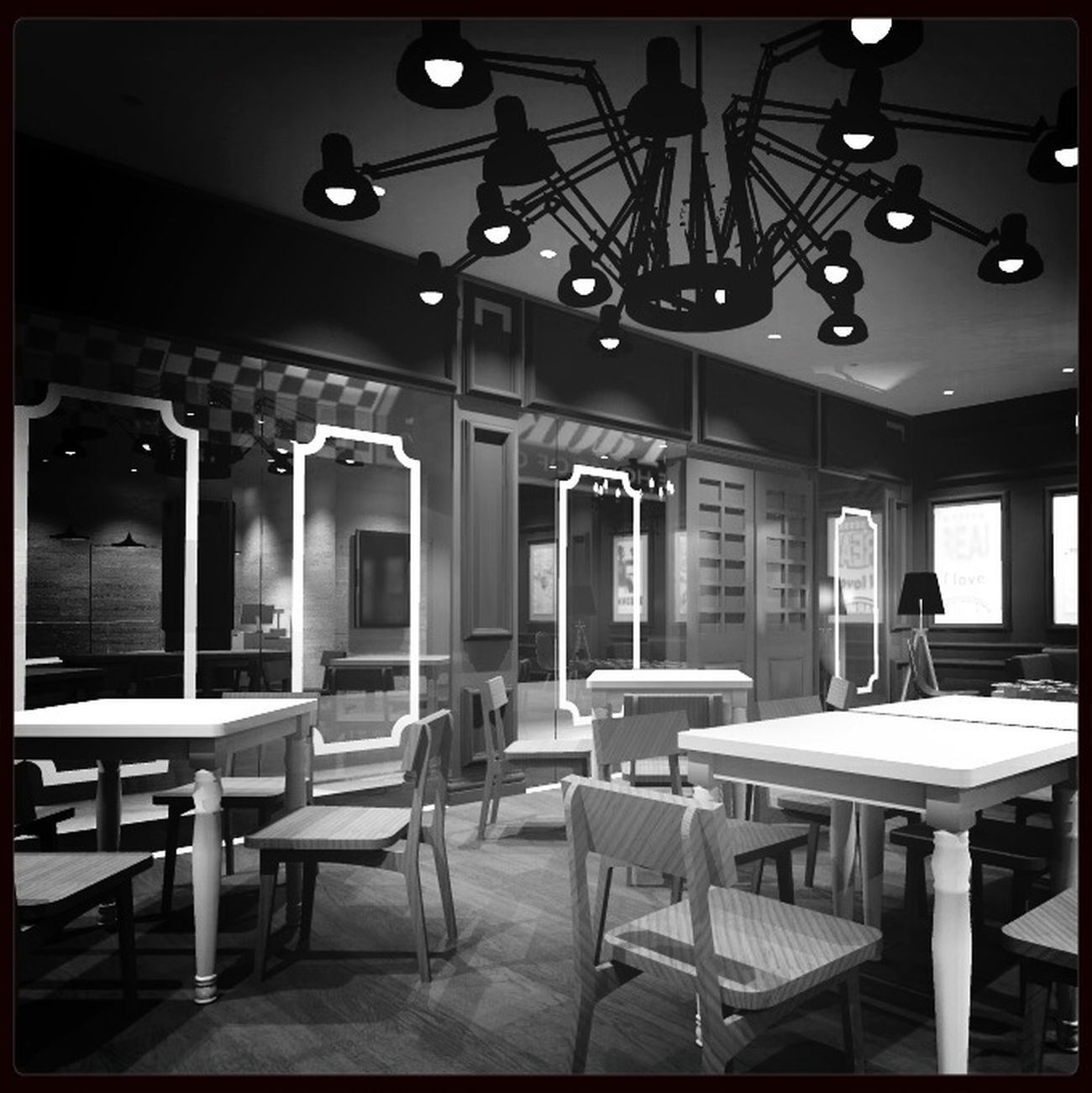 Cafe Bakery Jheffryswid Design Interior Design
